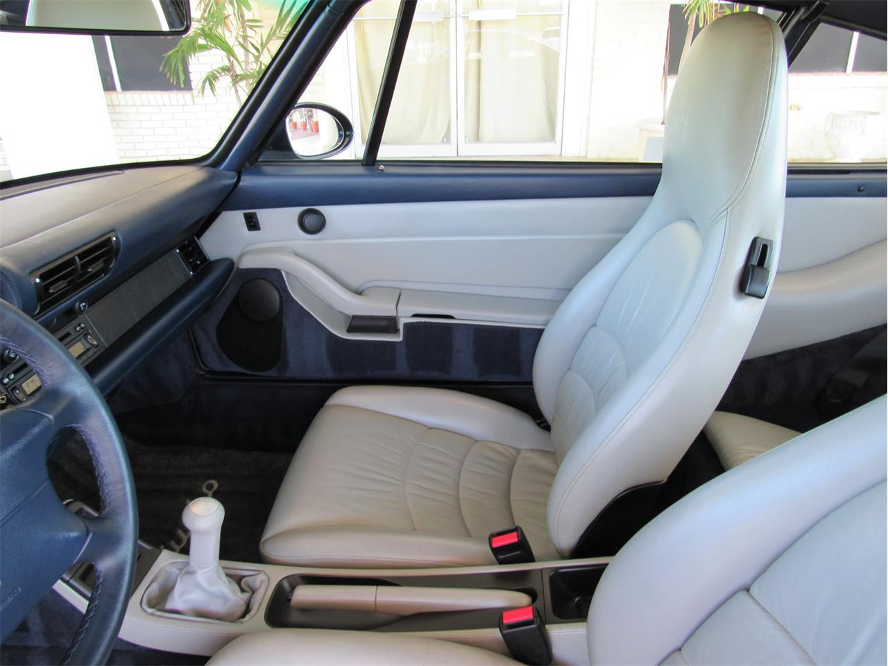 Large Picture of 1996 993/911 Carrera Turbo located in Florida Offered by Vintage Motors Sarasota - MCL2