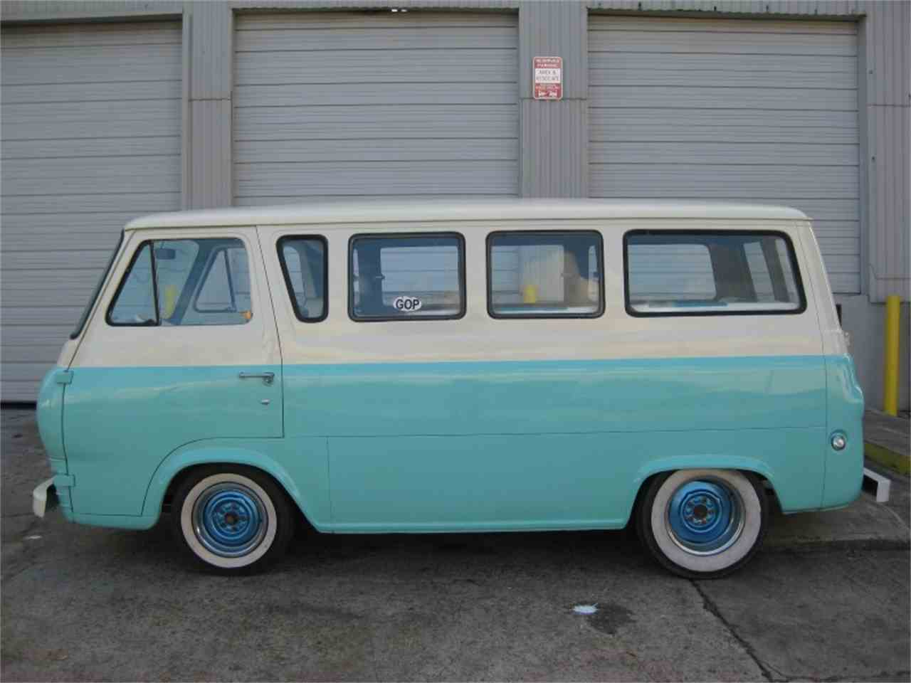 1961 Ford Econoline for Sale | ClassicCars.com | CC-1042745