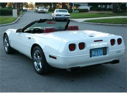 Picture of '92 Chevrolet Corvette located in Lakeland Florida - $21,500.00 Offered by MJC Classic Cars - MCL6
