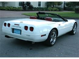 Picture of '92 Chevrolet Corvette located in Florida Offered by MJC Classic Cars - MCL6