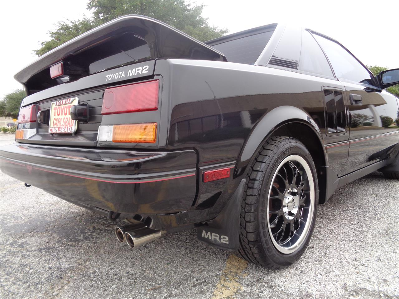 Large Picture of '86 MR2 - MCLA