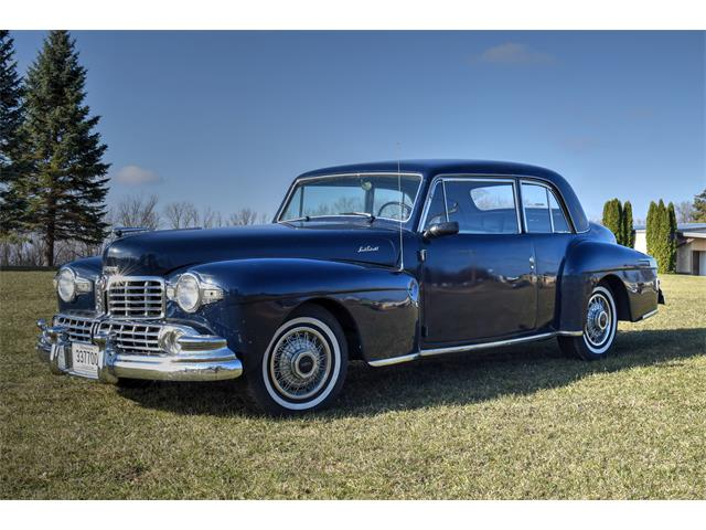 Picture of '48 Continental - MCLE