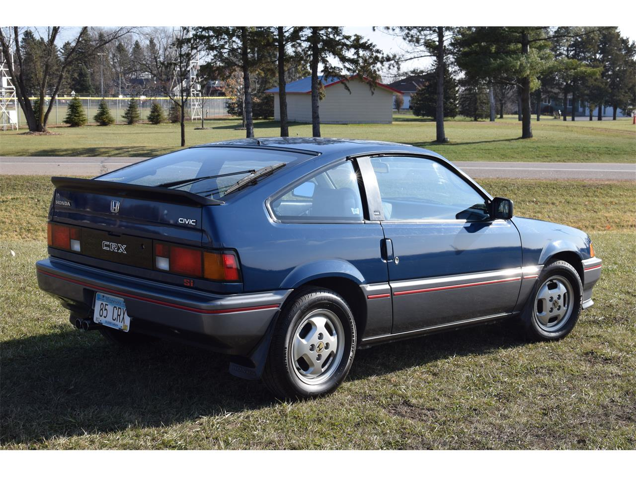 Large Picture of '85 CRX - MCLF