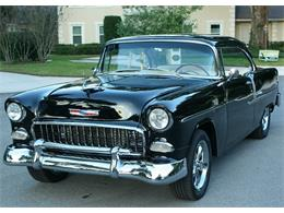 Picture of Classic 1955 Chevrolet Bel Air - $59,500.00 Offered by MJC Classic Cars - MCLQ