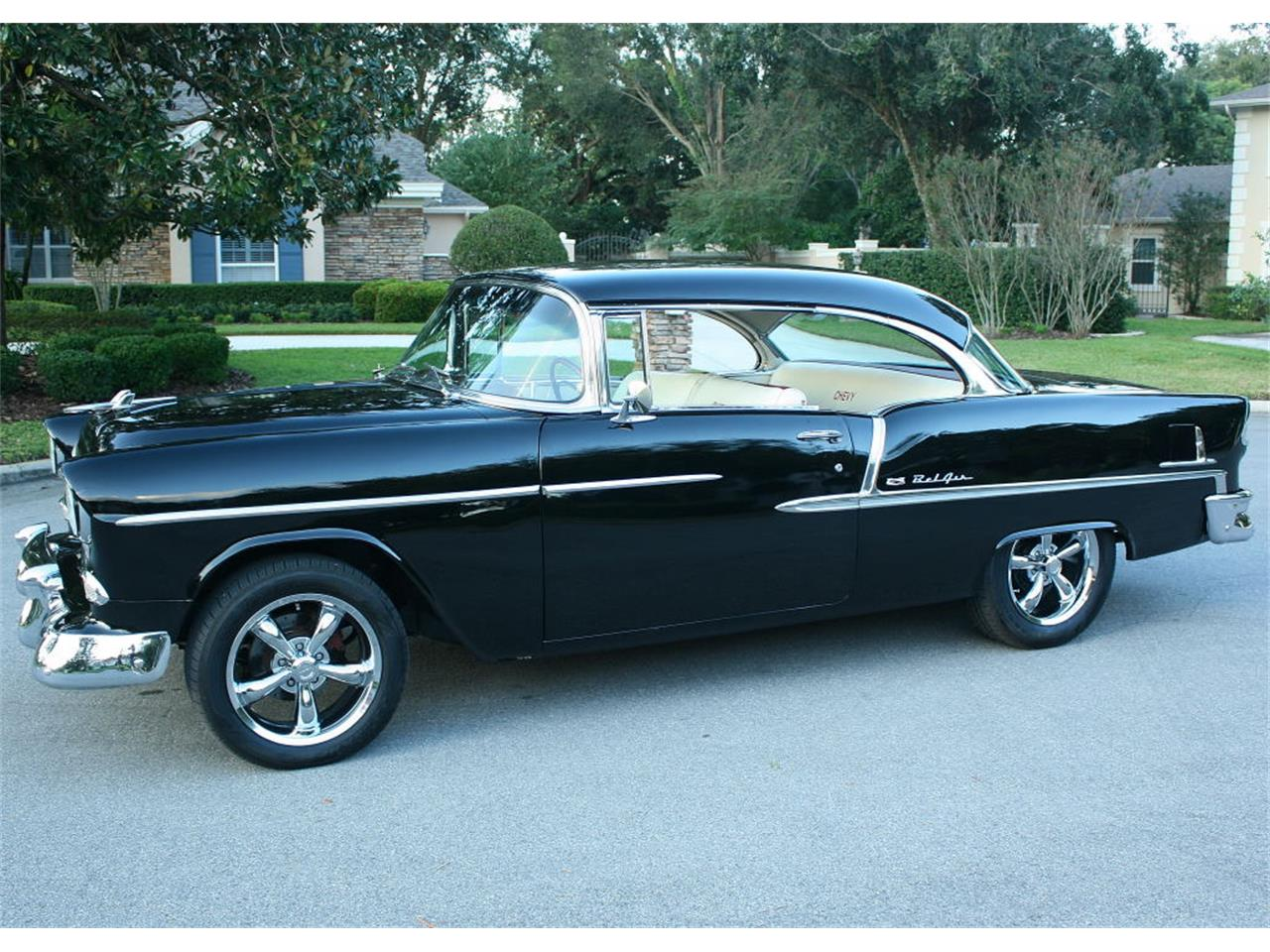Large Picture of '55 Chevrolet Bel Air located in Lakeland Florida - $59,500.00 - MCLQ