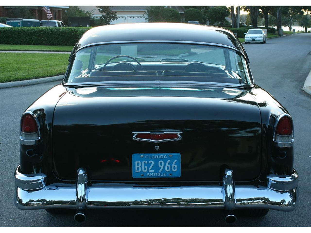 Large Picture of Classic '55 Chevrolet Bel Air - MCLQ