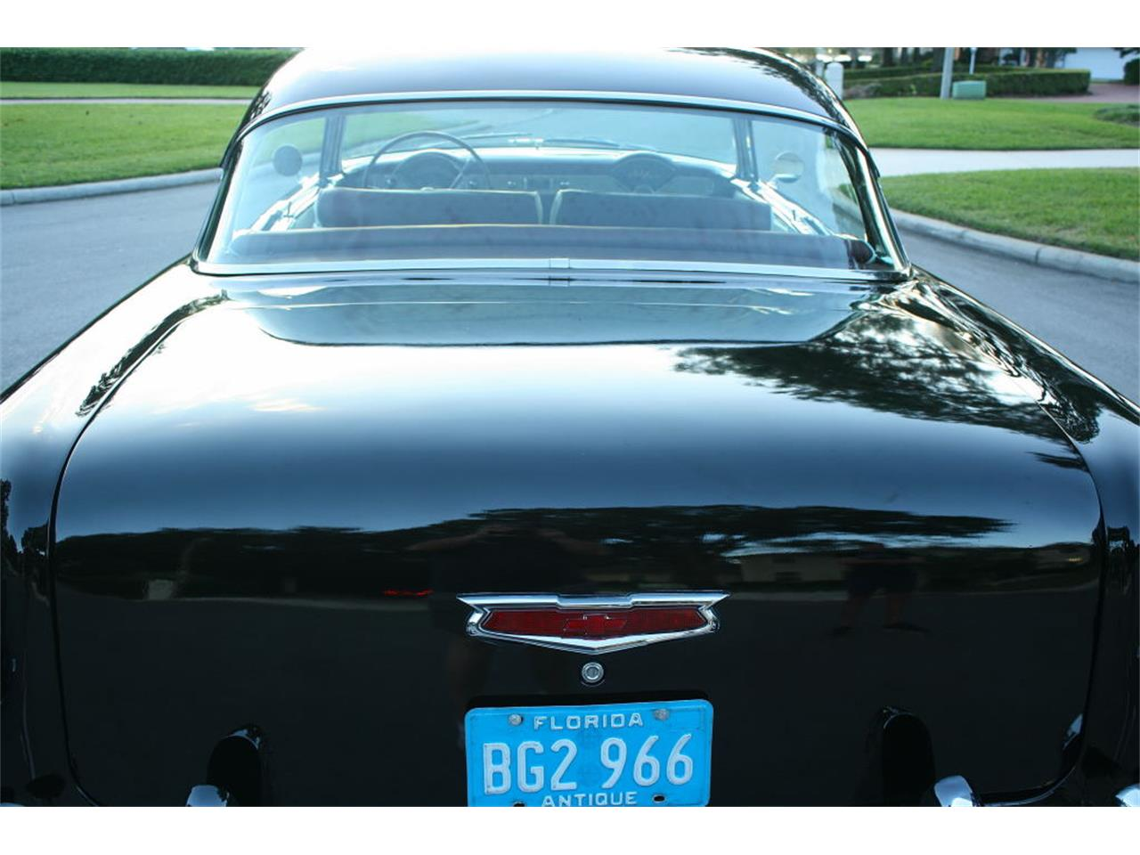 Large Picture of Classic 1955 Bel Air located in Lakeland Florida - $59,500.00 - MCLQ