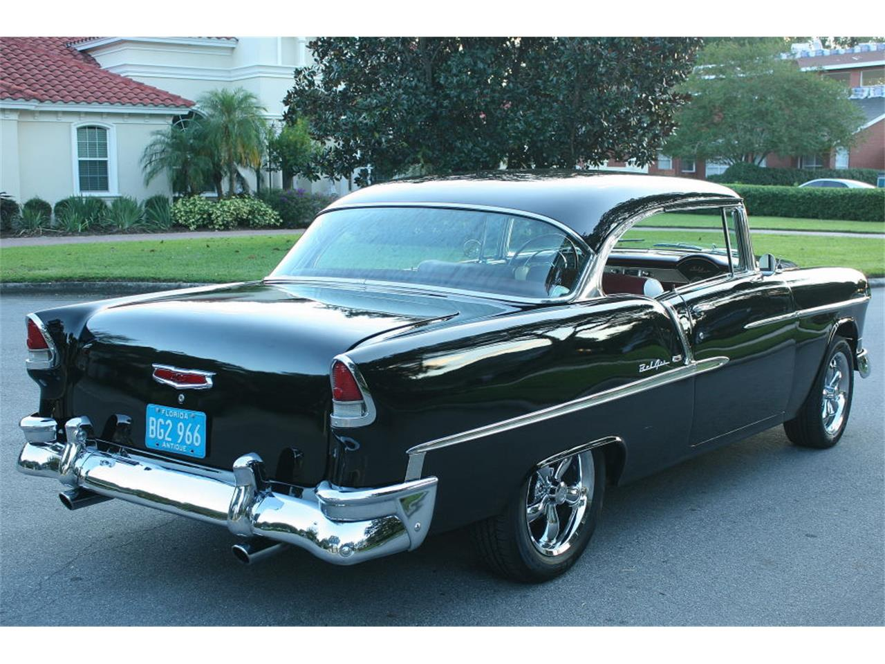 Large Picture of Classic '55 Bel Air located in Florida - $59,500.00 Offered by MJC Classic Cars - MCLQ