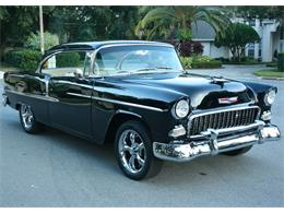 Picture of Classic 1955 Bel Air located in Florida - $59,500.00 Offered by MJC Classic Cars - MCLQ