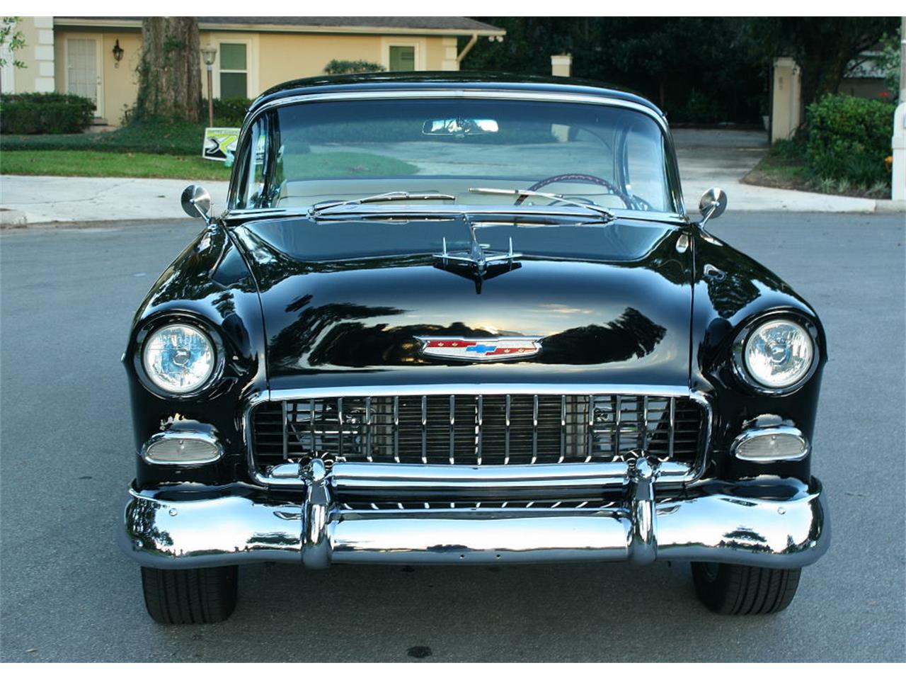 Large Picture of 1955 Chevrolet Bel Air located in Lakeland Florida - $59,500.00 - MCLQ