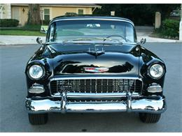Picture of '55 Chevrolet Bel Air located in Lakeland Florida - $59,500.00 Offered by MJC Classic Cars - MCLQ
