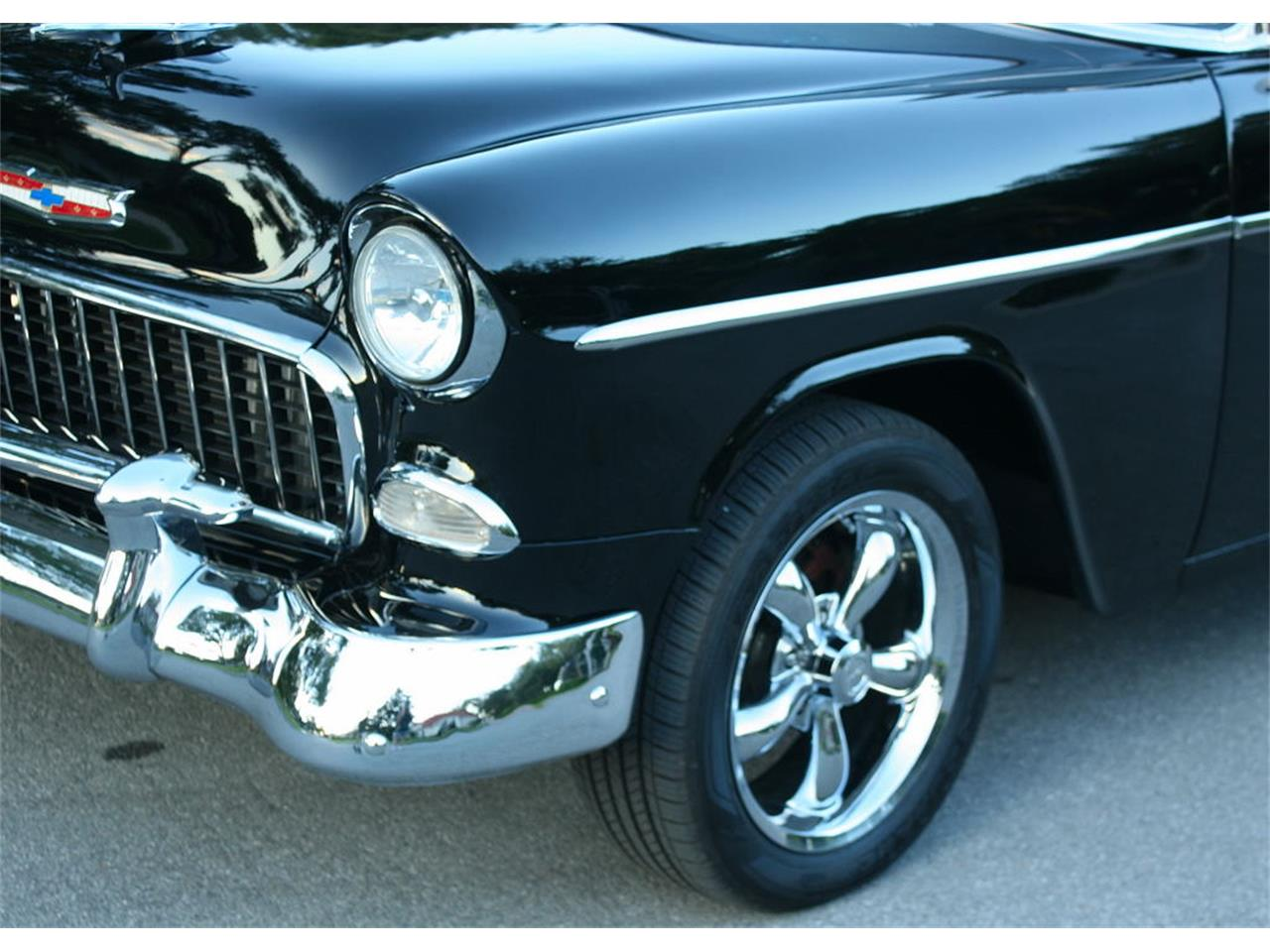 Large Picture of Classic 1955 Chevrolet Bel Air located in Florida Offered by MJC Classic Cars - MCLQ