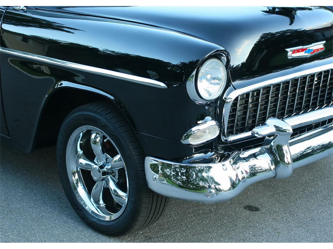 Large Picture of Classic 1955 Bel Air Offered by MJC Classic Cars - MCLQ