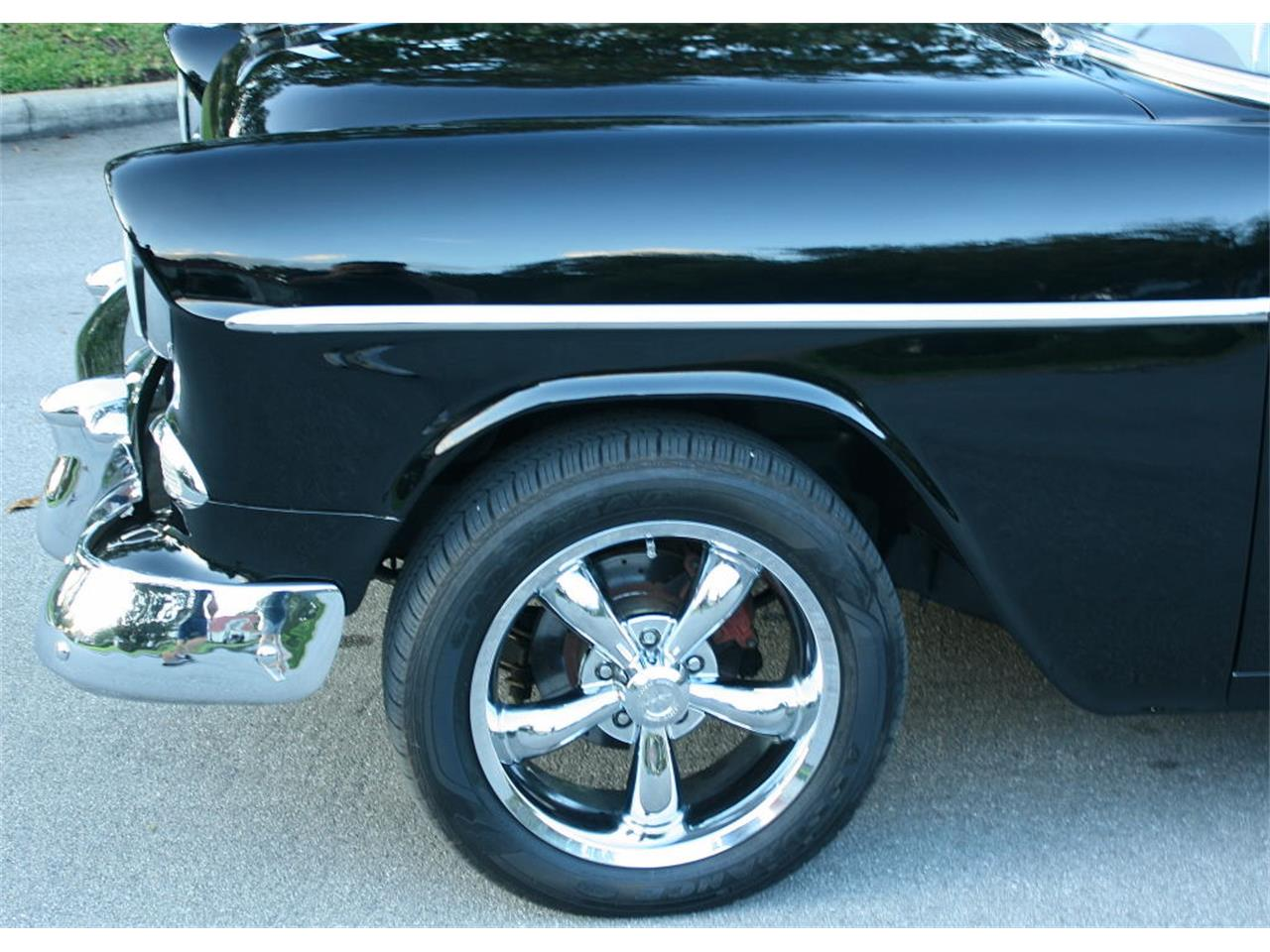 Large Picture of '55 Chevrolet Bel Air located in Florida Offered by MJC Classic Cars - MCLQ
