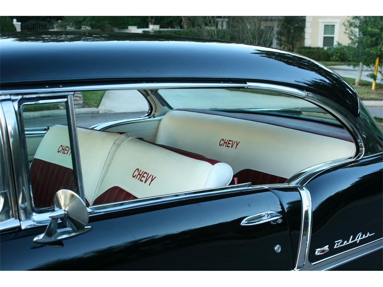 Large Picture of 1955 Bel Air Offered by MJC Classic Cars - MCLQ