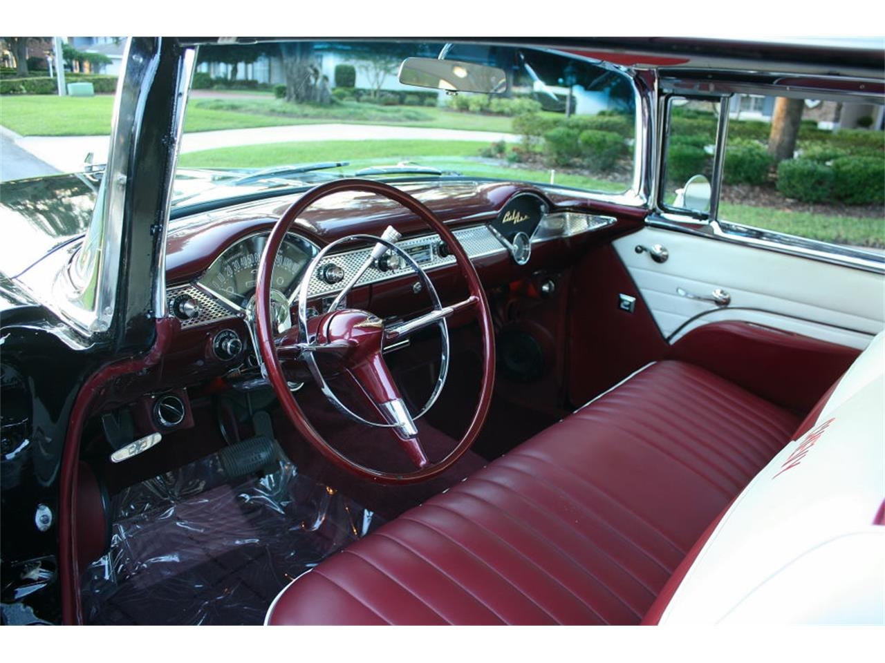 Large Picture of 1955 Chevrolet Bel Air - $59,500.00 - MCLQ
