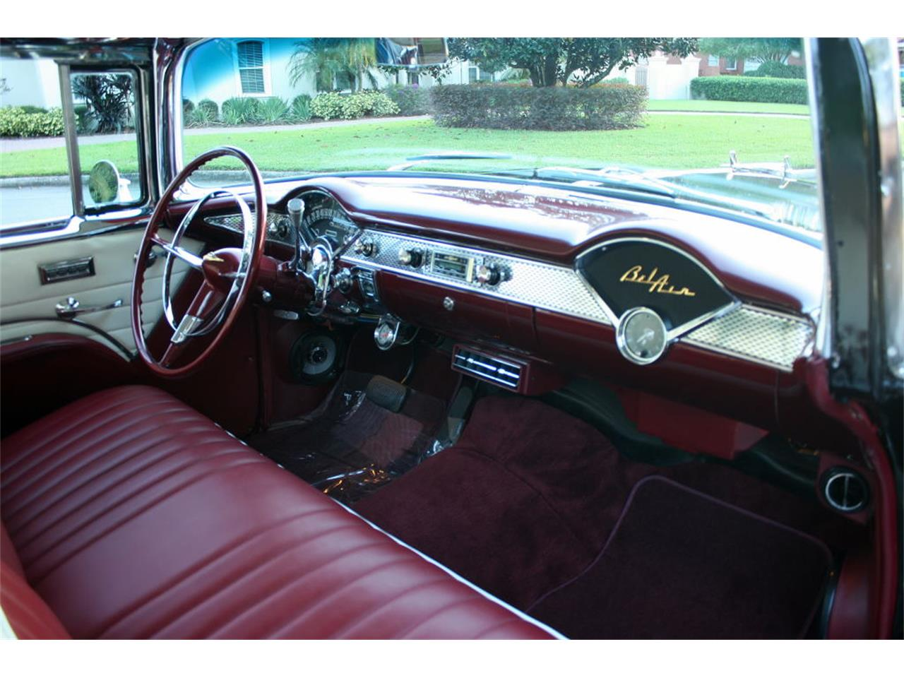 Large Picture of 1955 Chevrolet Bel Air located in Florida - $59,500.00 Offered by MJC Classic Cars - MCLQ