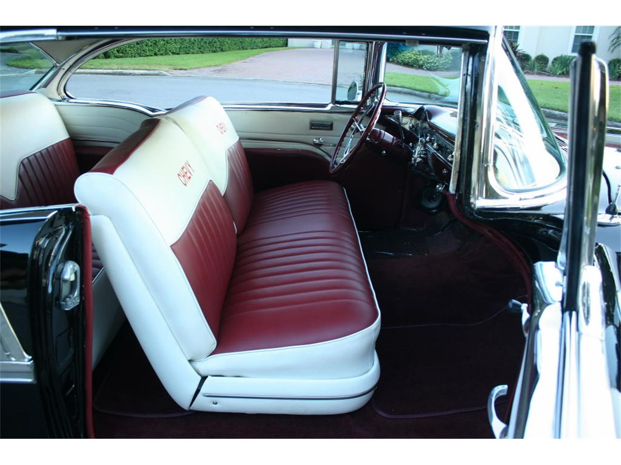 Large Picture of 1955 Bel Air located in Florida Offered by MJC Classic Cars - MCLQ