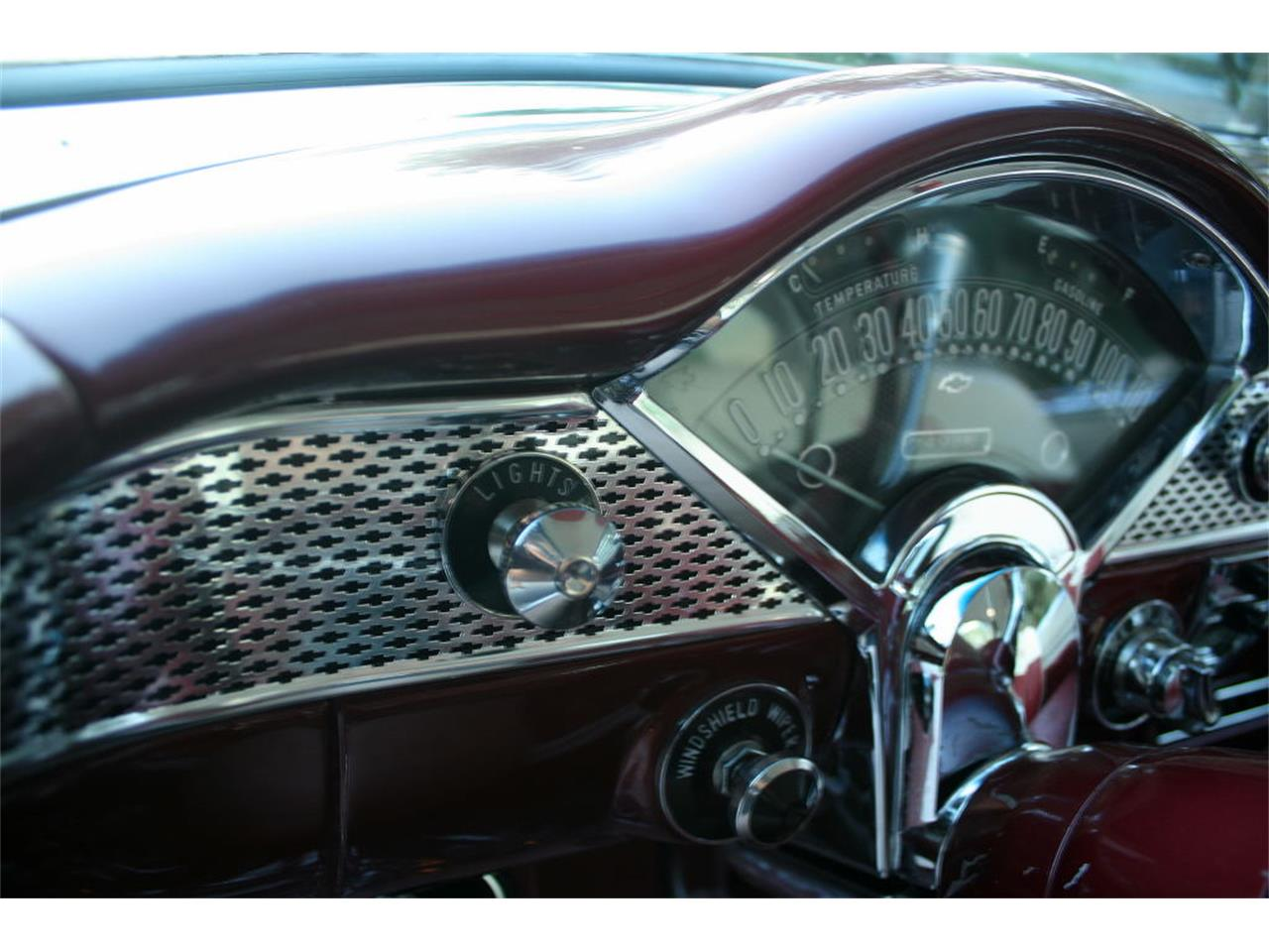 Large Picture of '55 Chevrolet Bel Air - $59,500.00 - MCLQ
