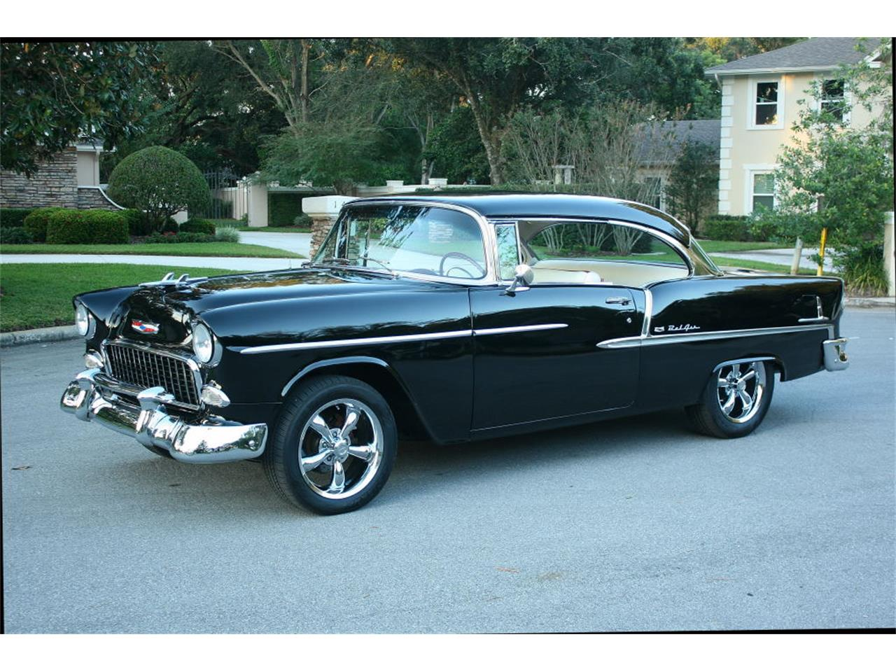 Large Picture of Classic '55 Bel Air - $59,500.00 Offered by MJC Classic Cars - MCLQ