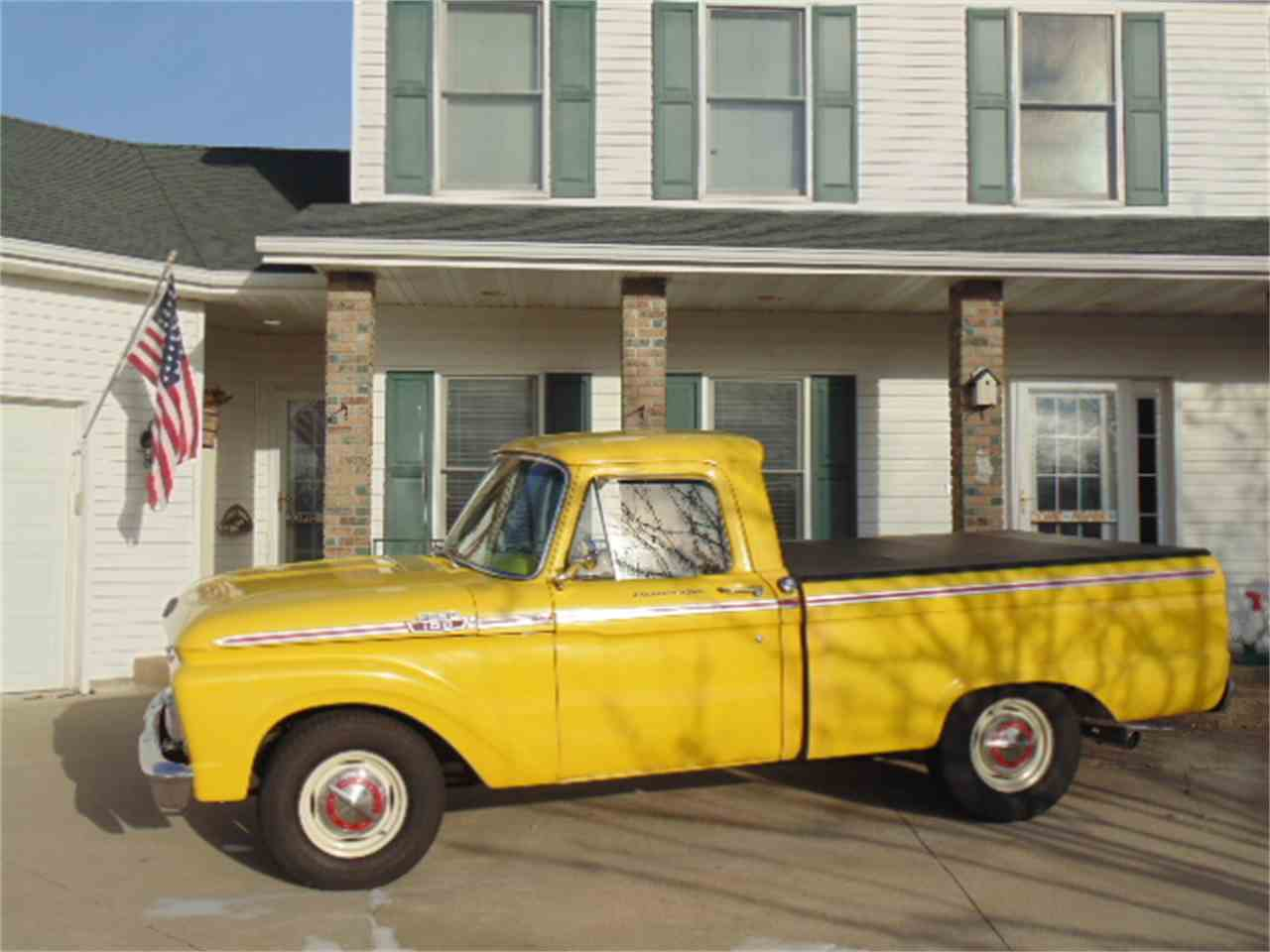 Large Picture of '64 Ford F100 Offered by Braaten's Auto Center - MCM0