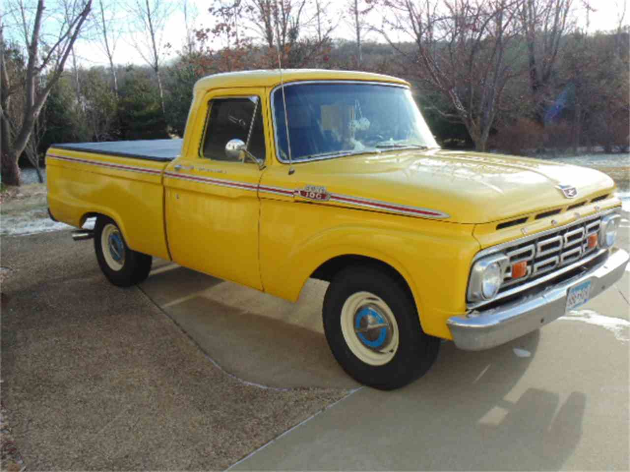 Large Picture of Classic '64 F100 - $12,999.00 Offered by Braaten's Auto Center - MCM0