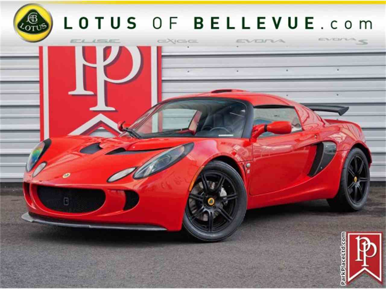 Large Picture of '06 Lotus Exige located in Washington - $39,950.00 - MCMM