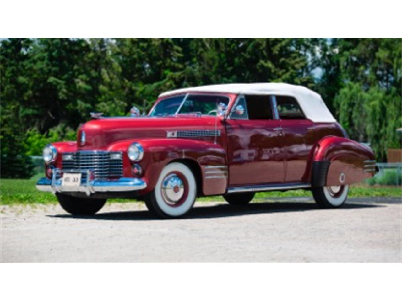 Large Picture of Classic 1941 Series 62 located in Illinois - MCMX
