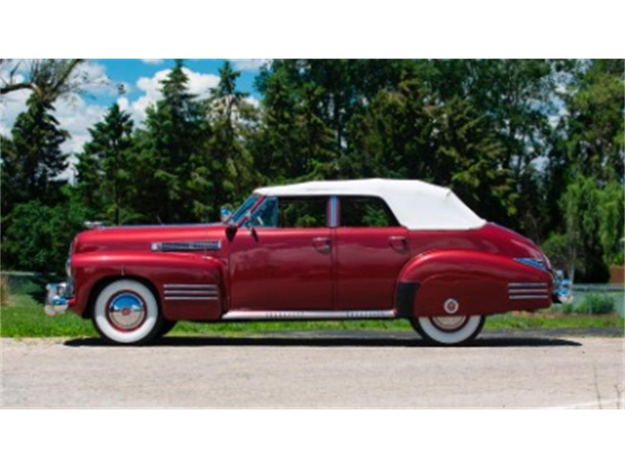 Large Picture of Classic 1941 Cadillac Series 62 - $72,500.00 - MCMX