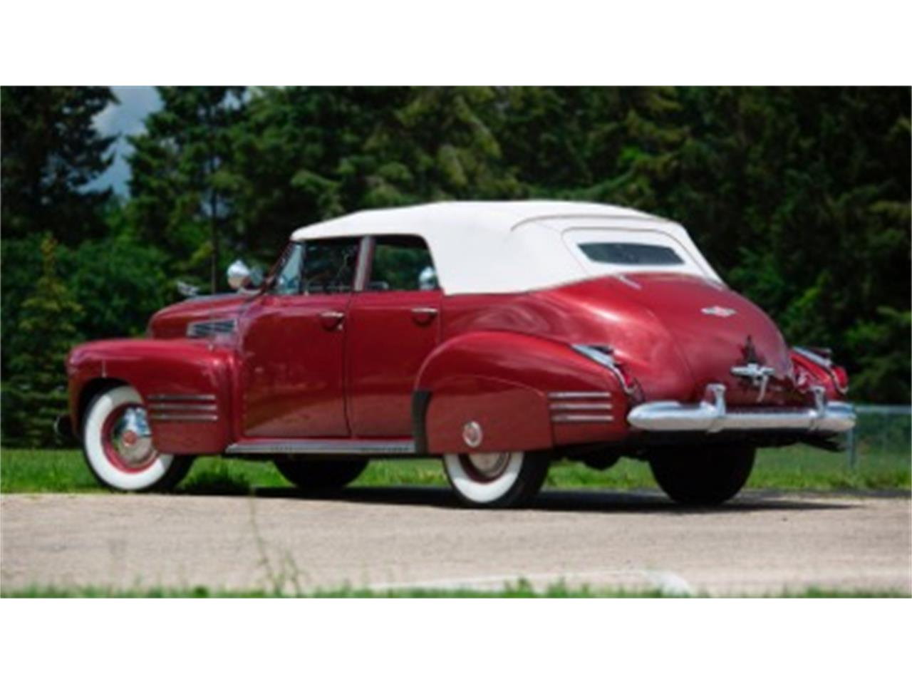 Large Picture of 1941 Series 62 - $72,500.00 - MCMX