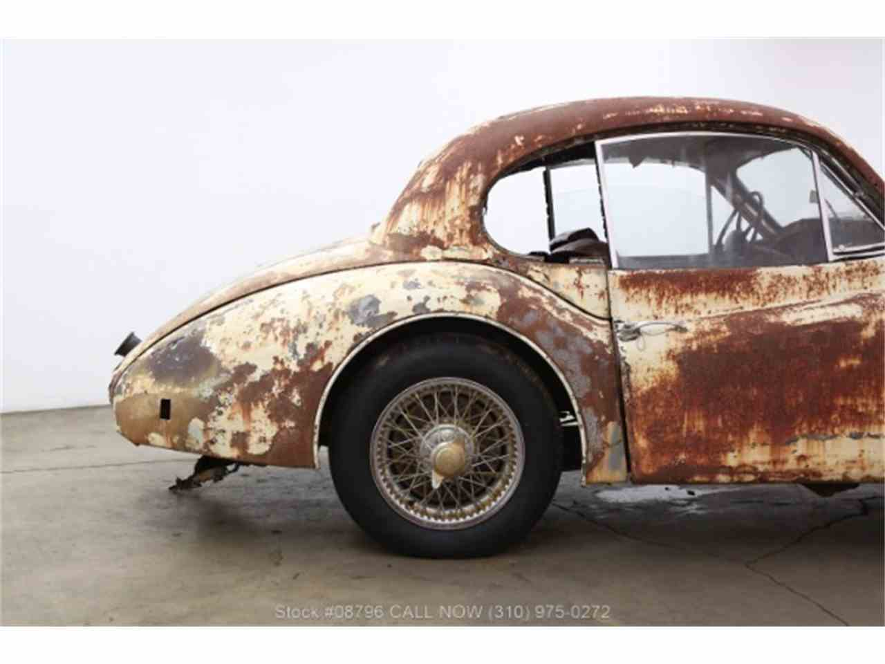 Large Picture of '56 XK140 - MCN0