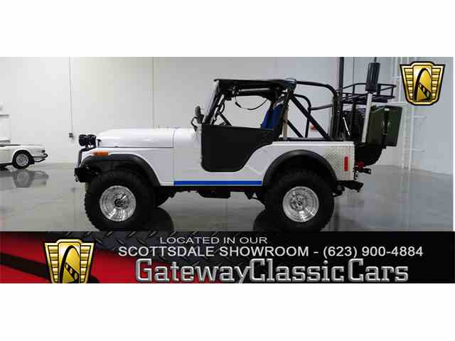 Picture of 1979 Jeep CJ5 located in Deer Valley Arizona - $20,995.00 Offered by  - MCN2