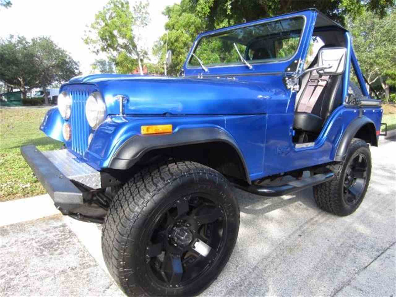 1979 jeep cj for sale cc 1042827. Black Bedroom Furniture Sets. Home Design Ideas