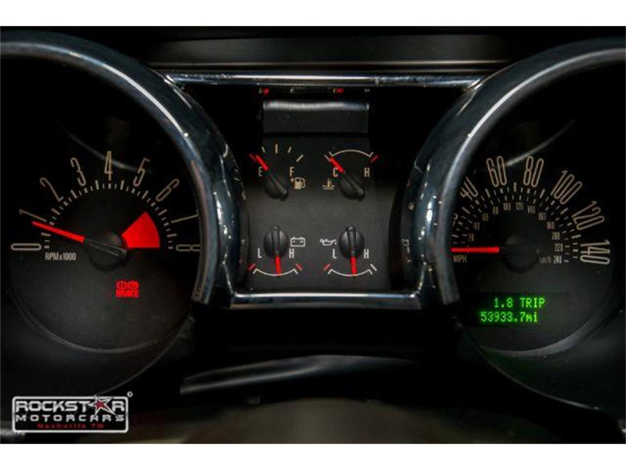 Large Picture of '07 Mustang - MCNK