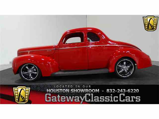 Picture of 1940 Ford Business Coupe - MCNP