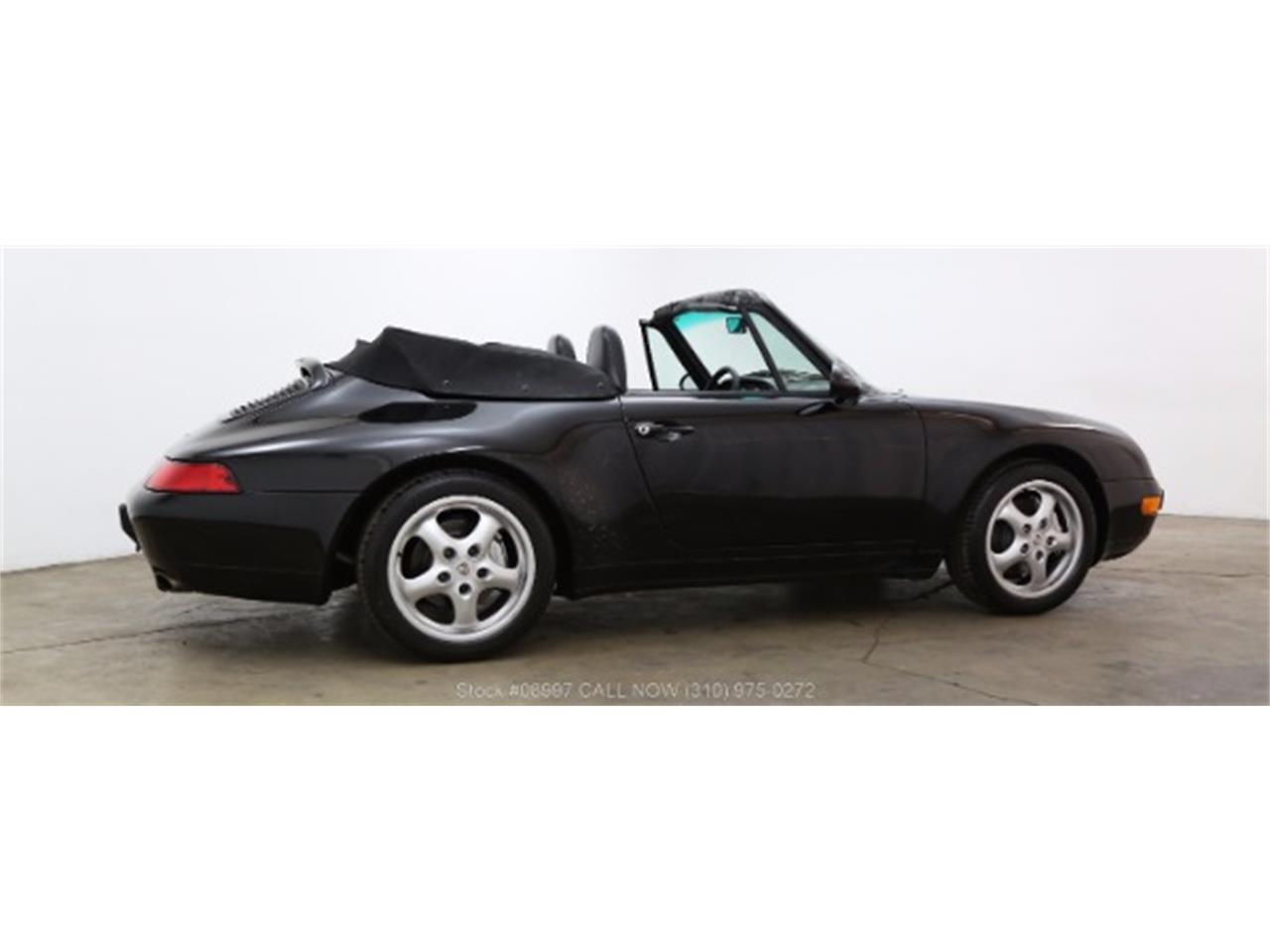 Large Picture of 1995 Porsche 993 located in Beverly Hills California - $46,500.00 Offered by Beverly Hills Car Club - MCNT