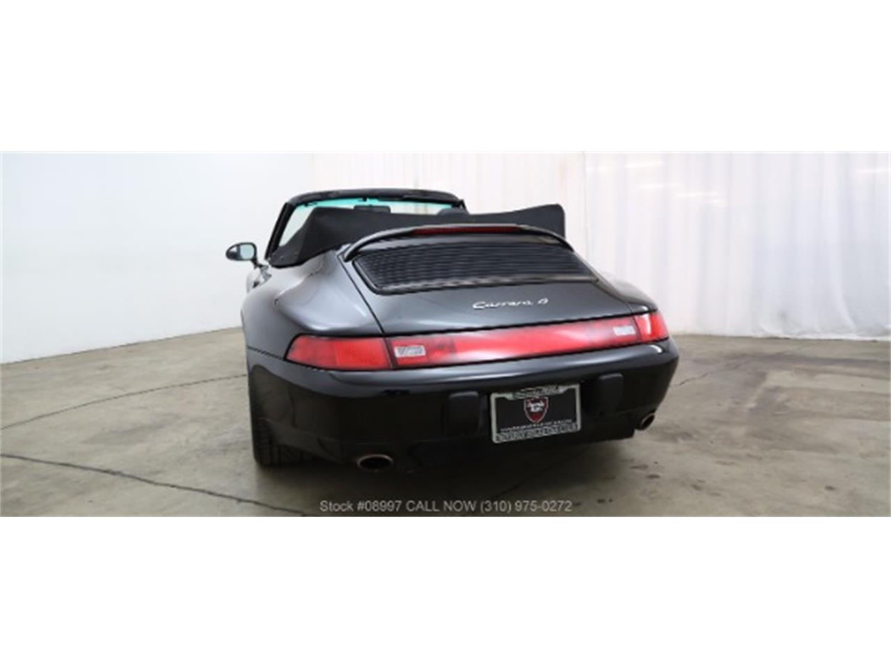 Large Picture of 1995 Porsche 993 located in Beverly Hills California - $46,500.00 - MCNT