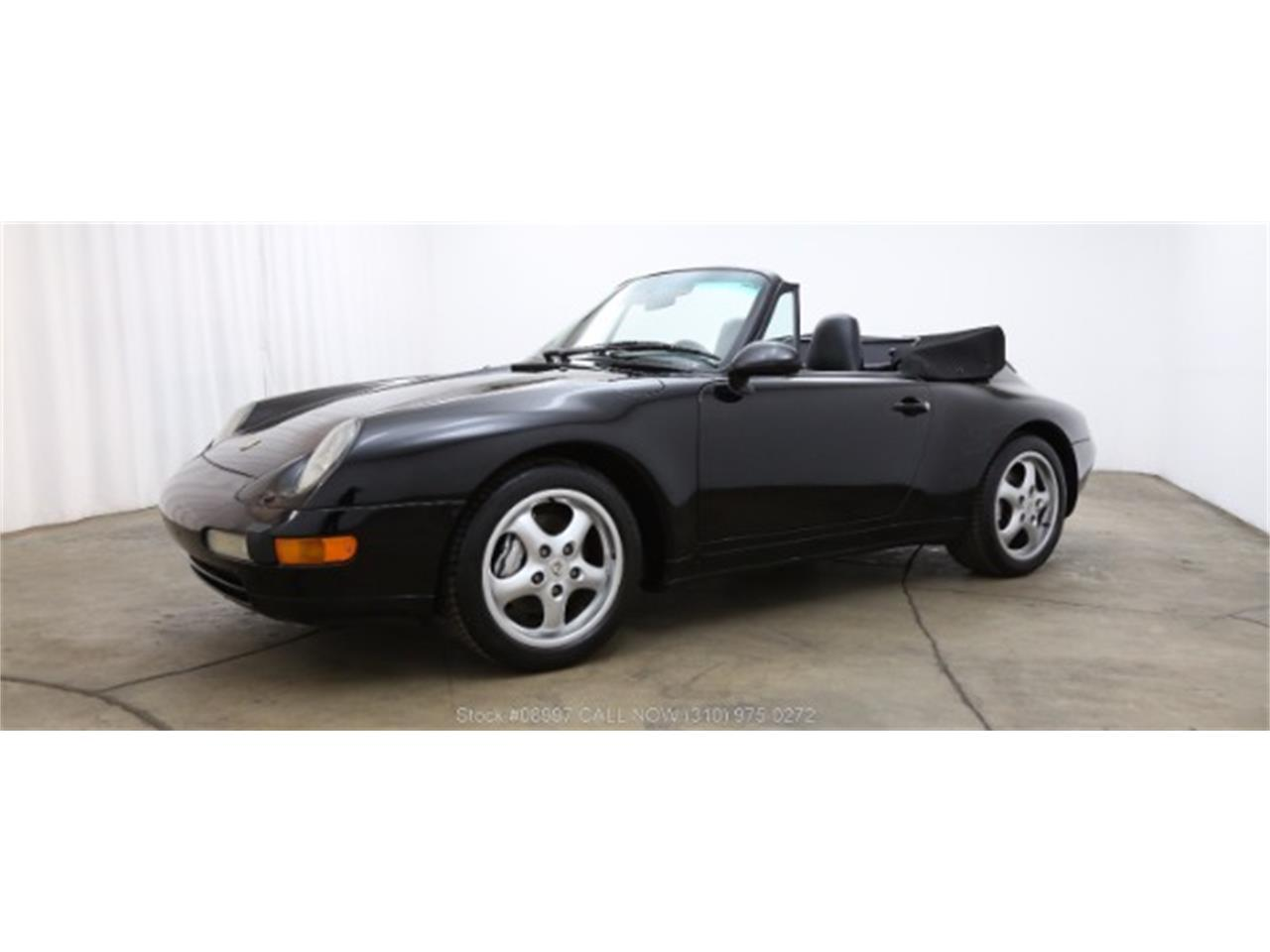 Large Picture of 1995 Porsche 993 located in California - $46,500.00 - MCNT