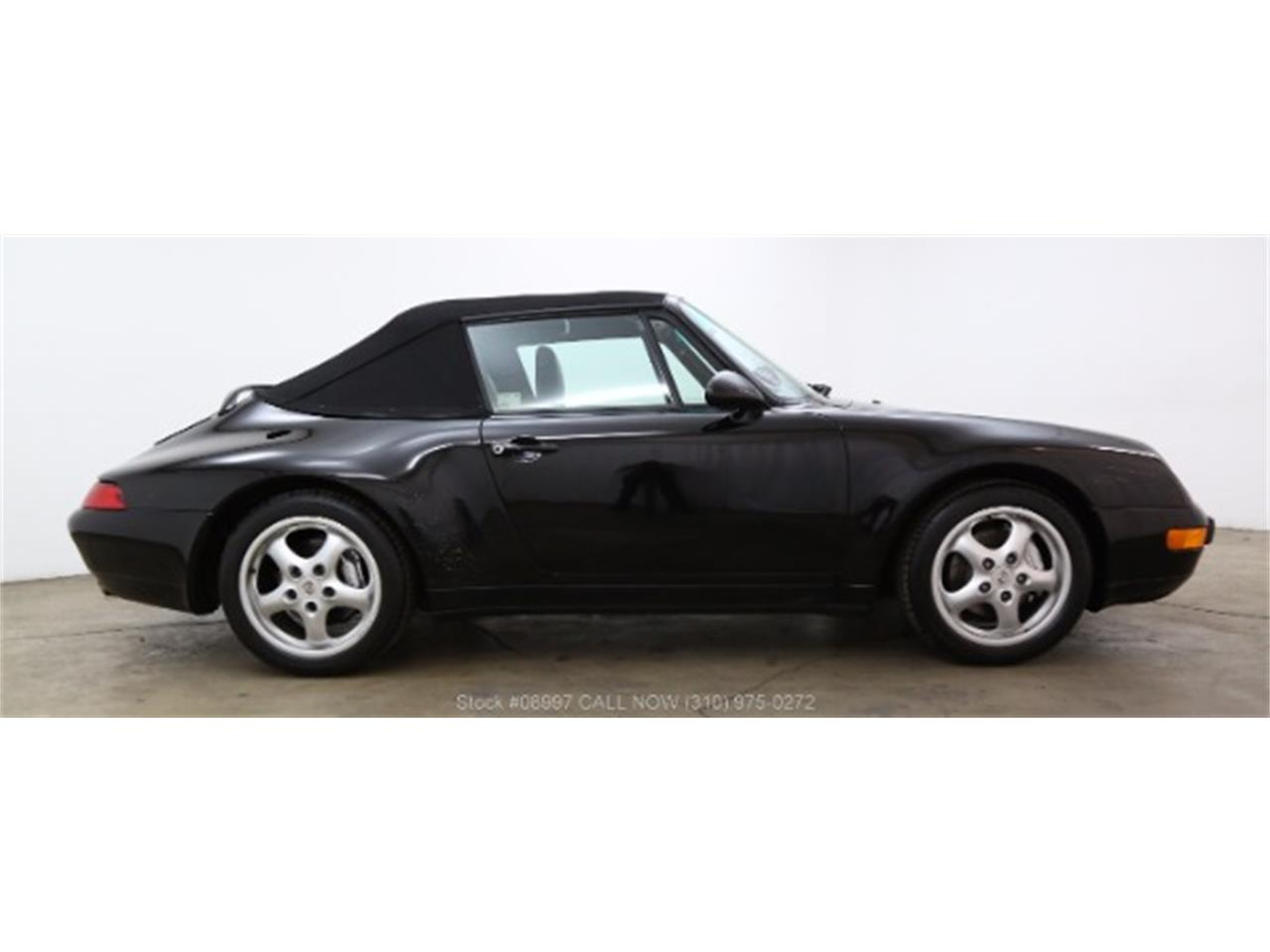 Large Picture of '95 Porsche 993 located in Beverly Hills California Offered by Beverly Hills Car Club - MCNT