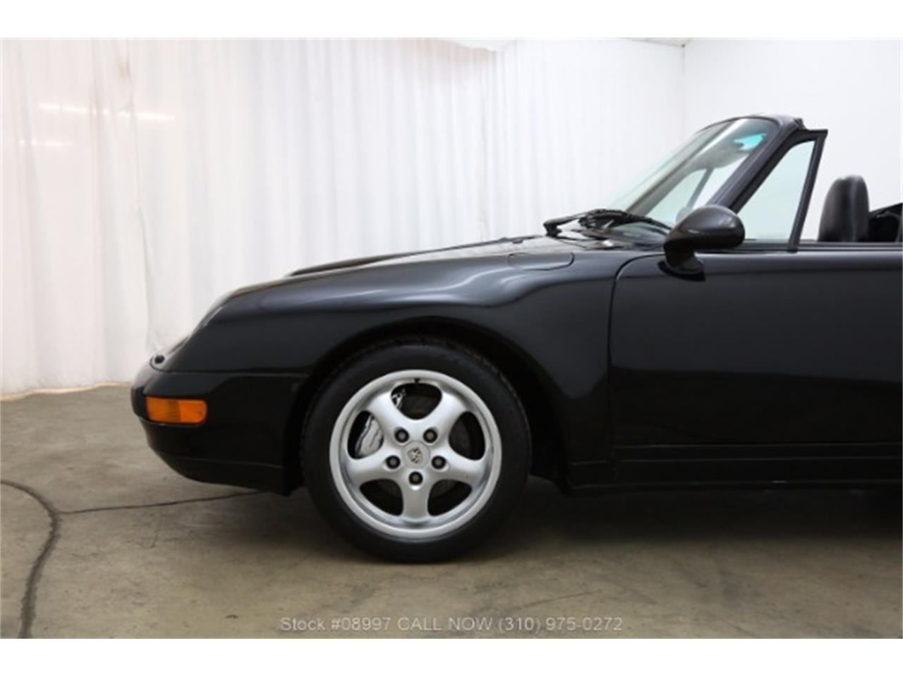Large Picture of 1995 Porsche 993 located in California - MCNT