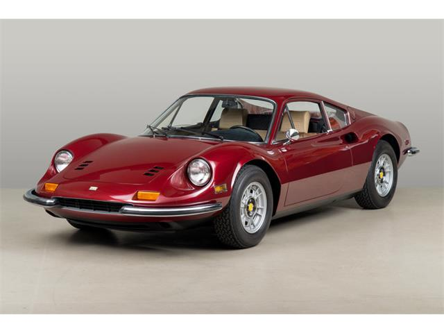 Picture of '73 Ferrari 246 GT located in Scotts Valley California Auction Vehicle - MCO8
