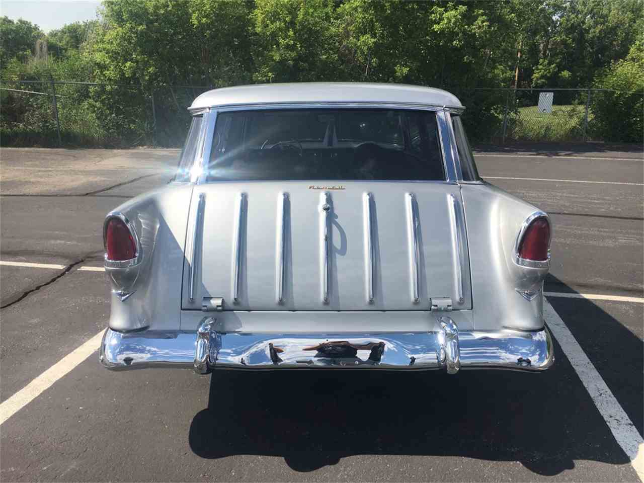 Large Picture of '55 Nomad - MAOV