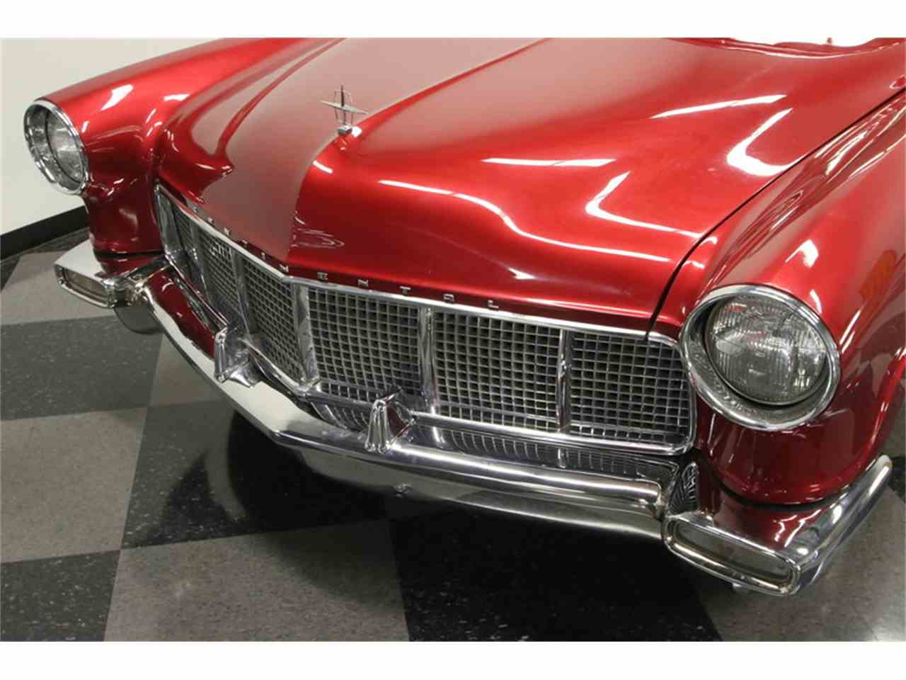 Large Picture of '56 Continental Mark II - MCON