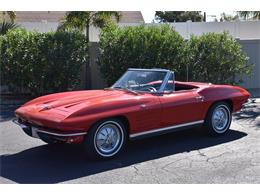 Picture of Classic 1964 Corvette Auction Vehicle Offered by Ideal Classic Cars - MCOS