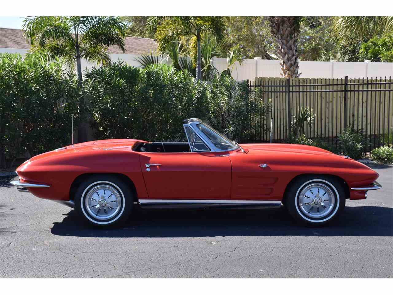 Large Picture of '64 Corvette located in Venice Florida Offered by Ideal Classic Cars - MCOS