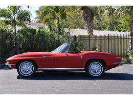 Picture of '64 Chevrolet Corvette Auction Vehicle Offered by Ideal Classic Cars - MCOS