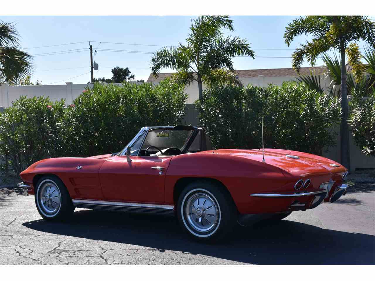 Large Picture of Classic '64 Chevrolet Corvette Auction Vehicle Offered by Ideal Classic Cars - MCOS