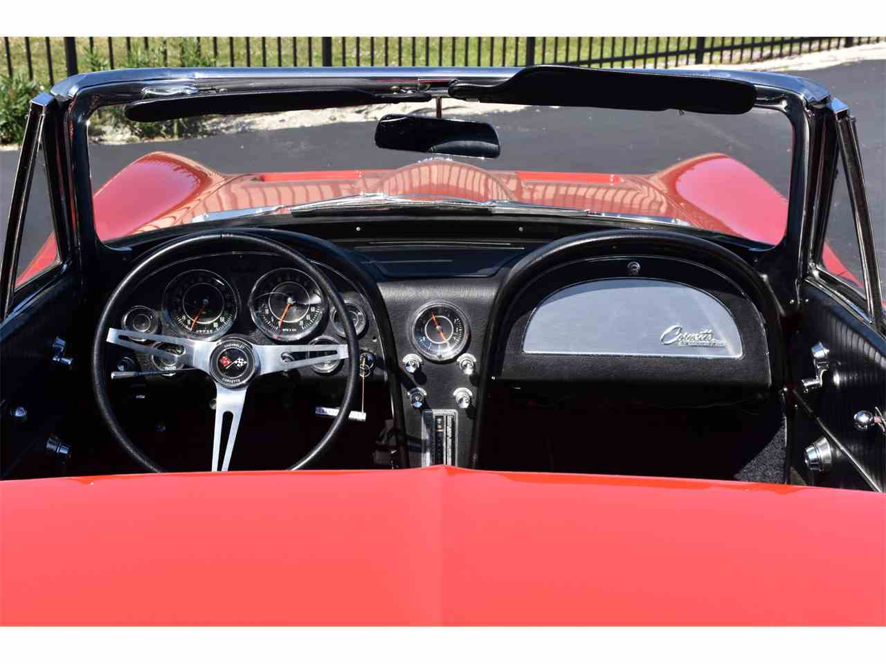 Large Picture of Classic 1964 Chevrolet Corvette located in Florida Auction Vehicle Offered by Ideal Classic Cars - MCOS