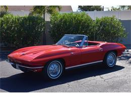 Picture of Classic 1964 Corvette Auction Vehicle - MCOS
