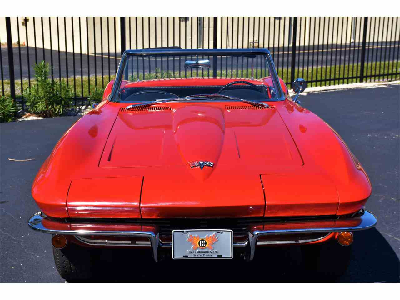 Large Picture of '64 Chevrolet Corvette Auction Vehicle Offered by Ideal Classic Cars - MCOS